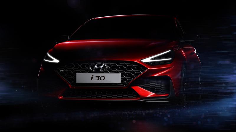 Hyundai i30 дебютує у Женеві